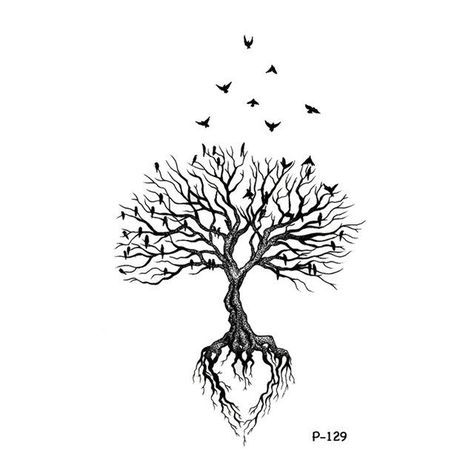 Photo of 42 Ideas For Tree Tattoo Back Women Life