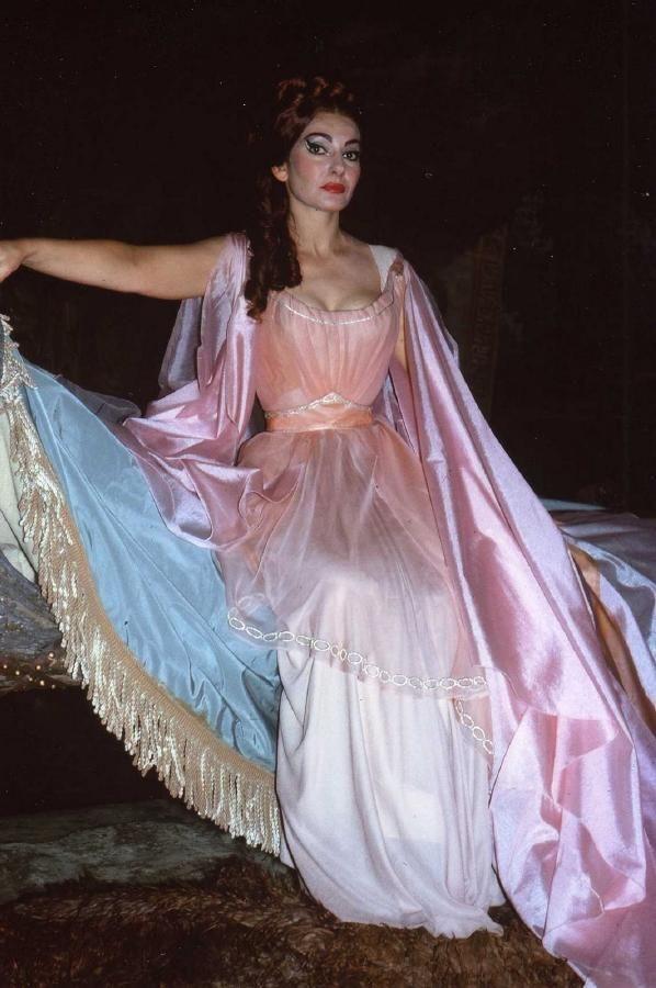 Maria Callas in Norma, 1964