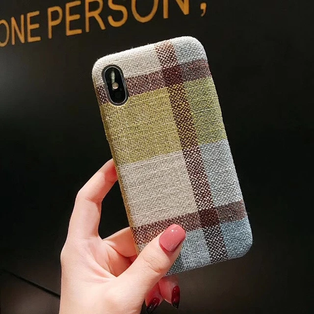 Vintage Fabric Iphone Case Gadchy Iphone Case Covers Iphone Cases Iphone