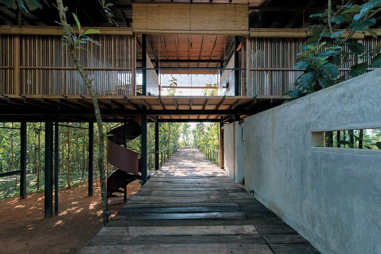 Maddumage house sri lanka designs also new legacy of geoffrey bawa arquitectura rh pinterest