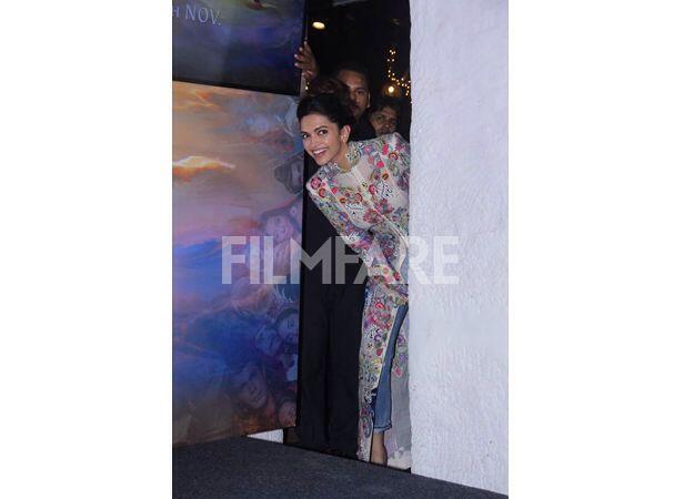 Deepika Padukone's musical Tamasha The actress threw a ...