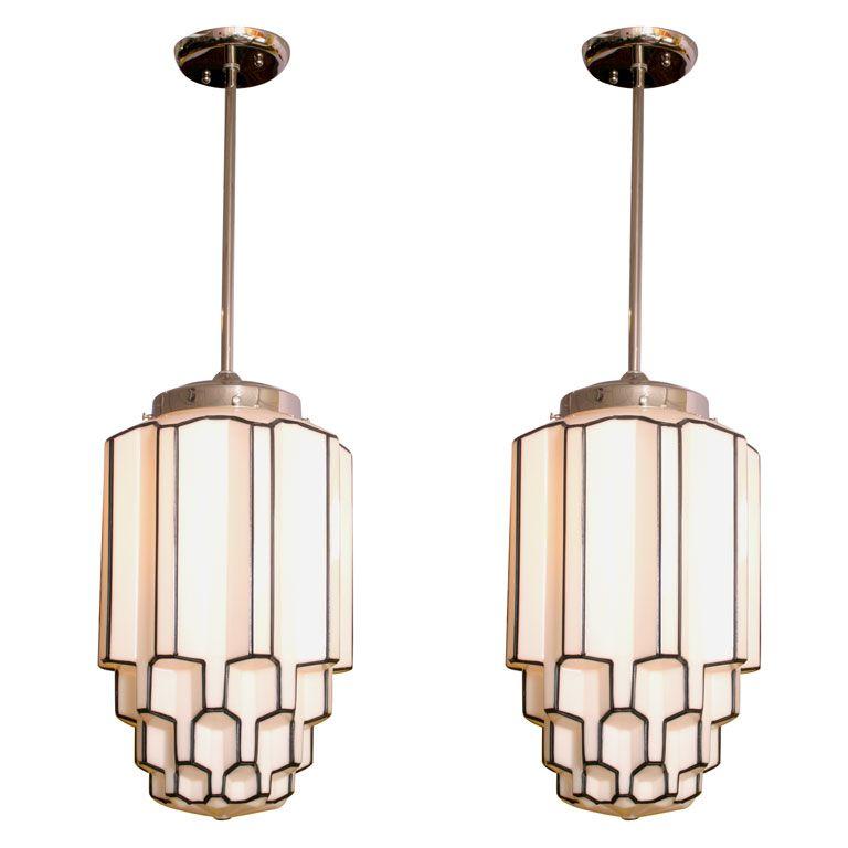 Art Deco Lighting