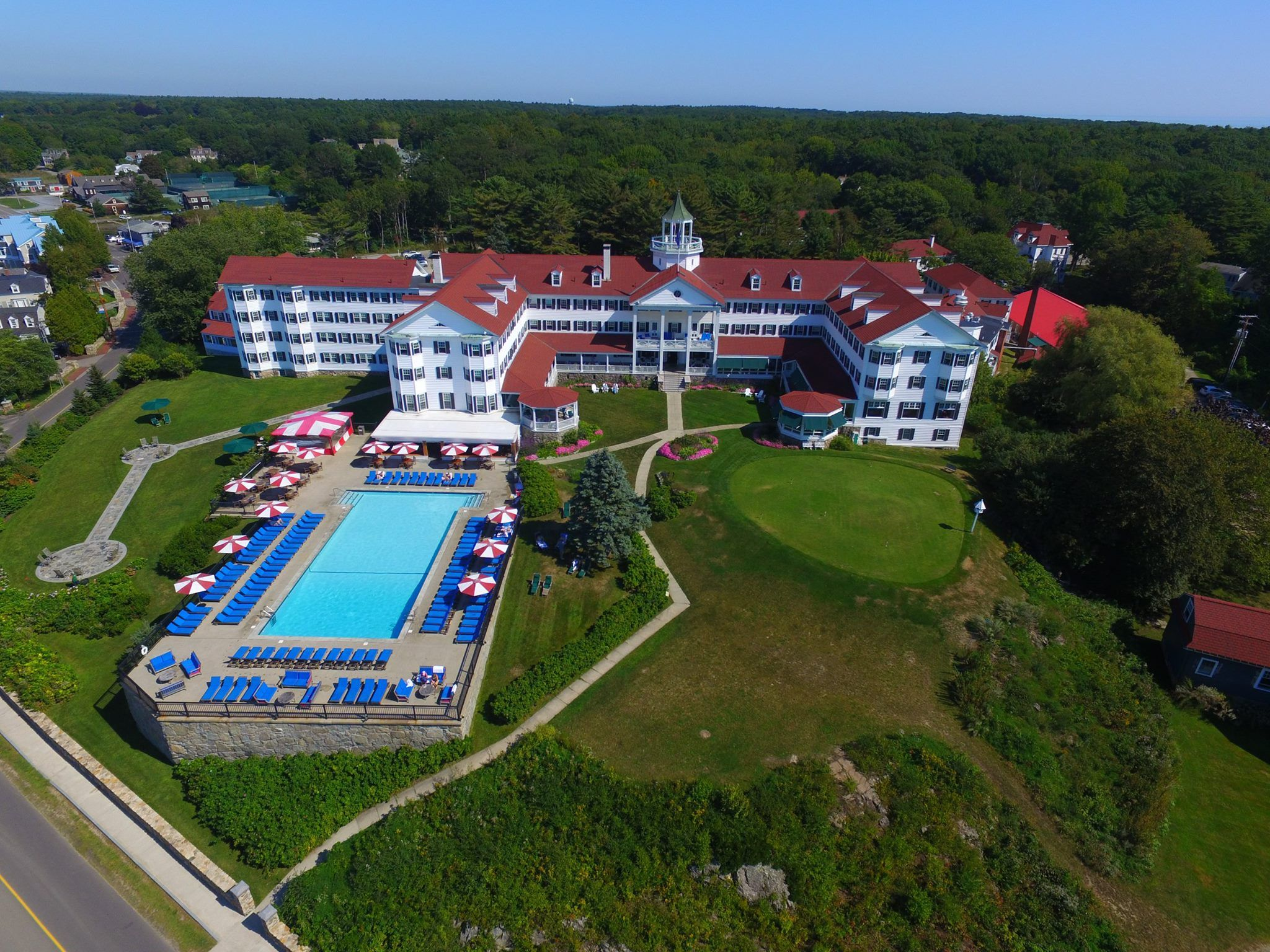 Colony Hotel Kennebunkport Maine