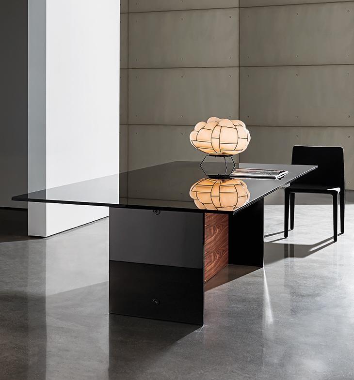 Tavoli in vetro tavoli in cristallo design sovet for Tavoli in cristallo di design