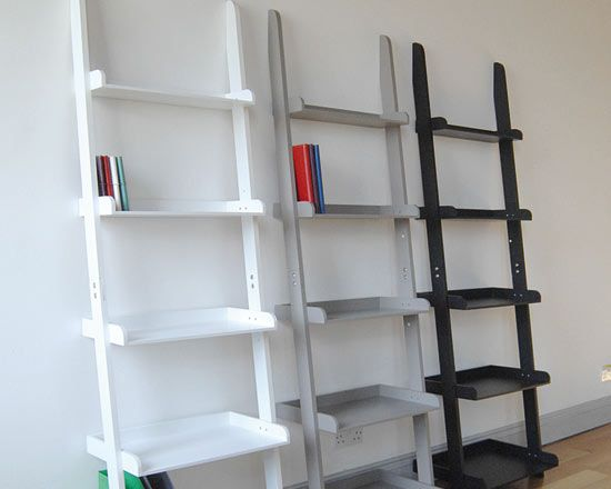 Storage Furniture Shelving Ladder