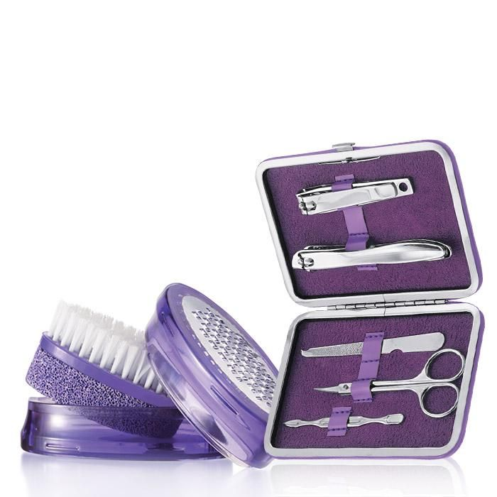 Valued At 16 The Set Includesavon Foot Works Pedicure Kitavons
