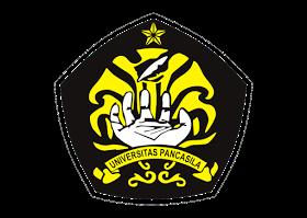 Universitas Pancasila Logo Vector Kartun Sajak
