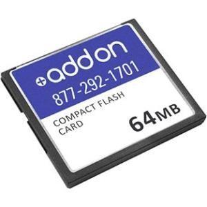 AddOn Cisco MEM-NPE-G1-FLD64 Compatible 64MB Factory Original Compact #MEM-NPE-G1-FLD64-AO