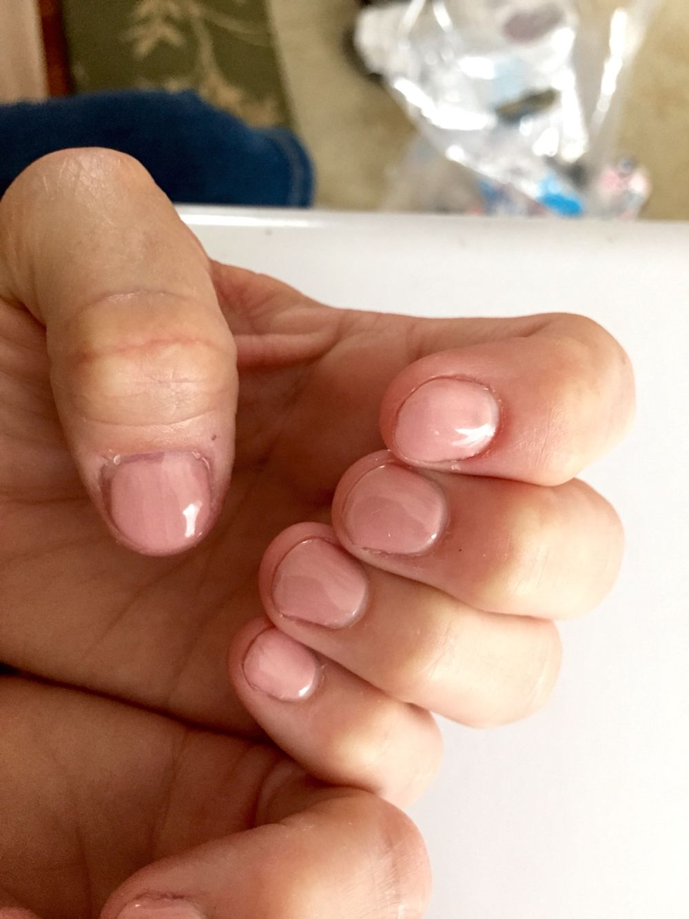 Essie gel nail color in members only. Dupe for Essie tea and ...