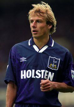 Jurgen Klinsmann 90 S 3 Jurgen Klinsmann Fussballtrikots Fussballtrainer