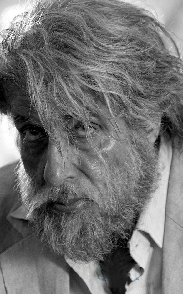Amitabh Bachchan's Look In 'Shamitabh',Amitabh Bachchan, Amitabh Bachchan, Dhanush, Big B,
