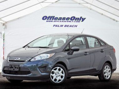 Used Ford cars like the Fiesta are selling in big volumes down here at Off Lease Only. A used Ford Fiesta could be yours today for thousands less than ... & Ford Fiesta SE 2011 I4 1.6L/97 http://www.offleaseonly.com/used ... markmcfarlin.com