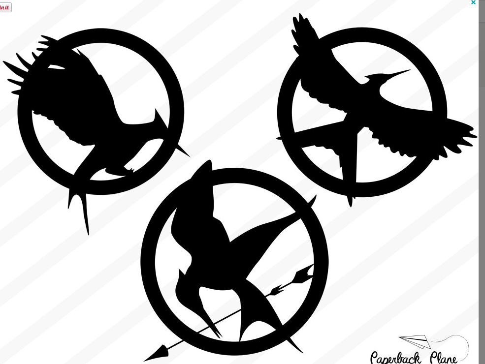 Hunger Game Hunger Games Mockingjay Tattoo Mocking Jay