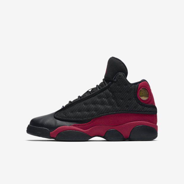 4200e2a3b516 Air Jordan 13 Retro Big Kids  Shoe
