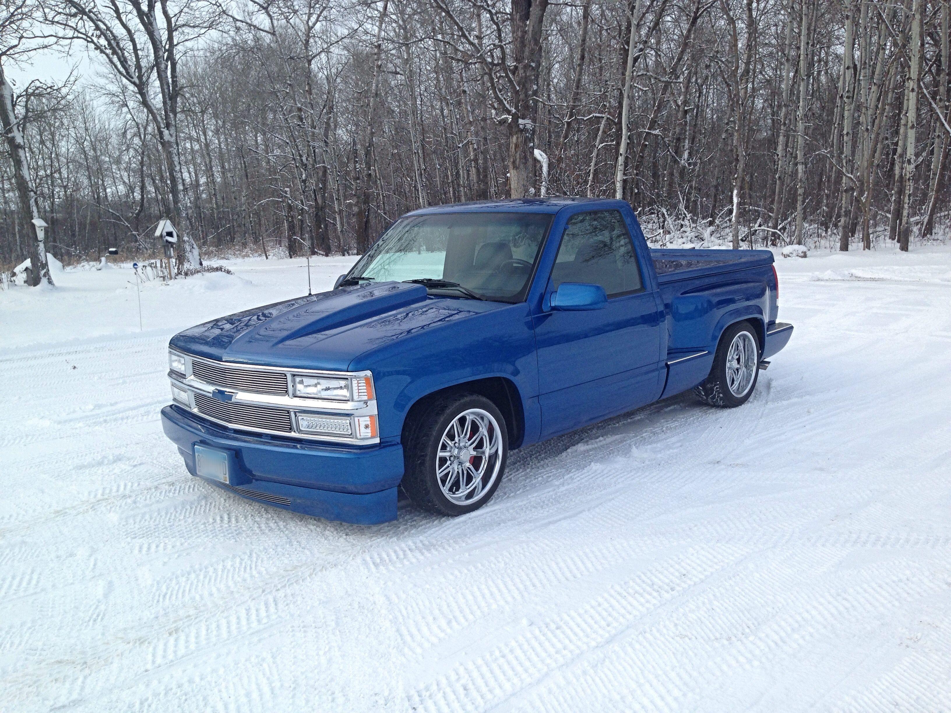 1992 chevrolet stepside chevy stepside chevy silverado 1500 chevy pickups hot rod trucks [ 3264 x 2448 Pixel ]