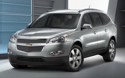 2012 Chevy Traverse Chevrolet Traverse Chevrolet Safest Suv