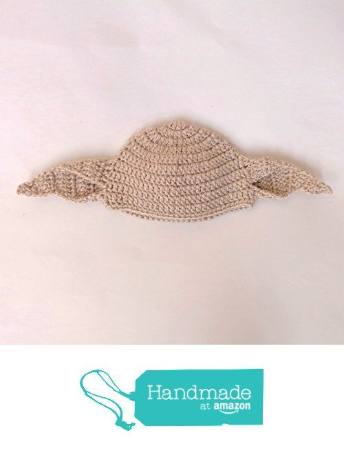 Dobby The House Elf Hat From Harry Potter - Crocheted Wig Beanie ...