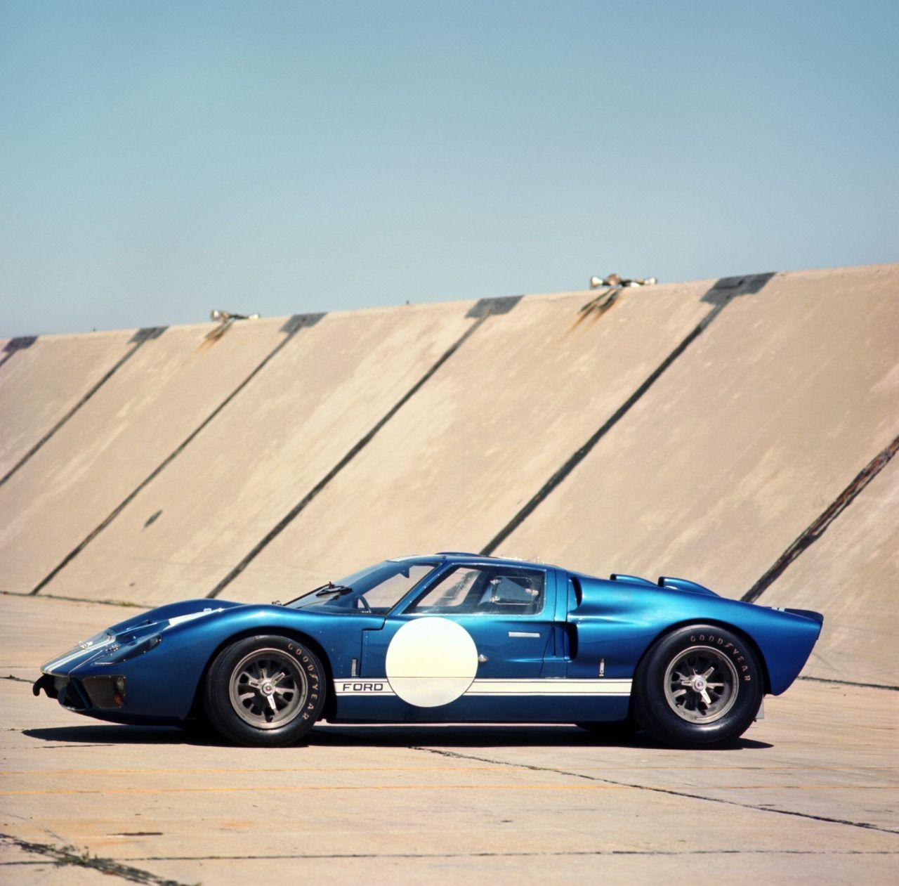 Exotic Car Rental Ford Gt: Kahzu: 1965 Ford GT40 MkII