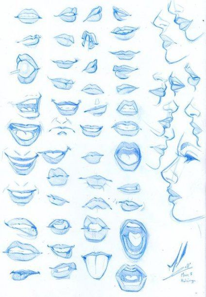 Drawing Faces Ideas Drawings