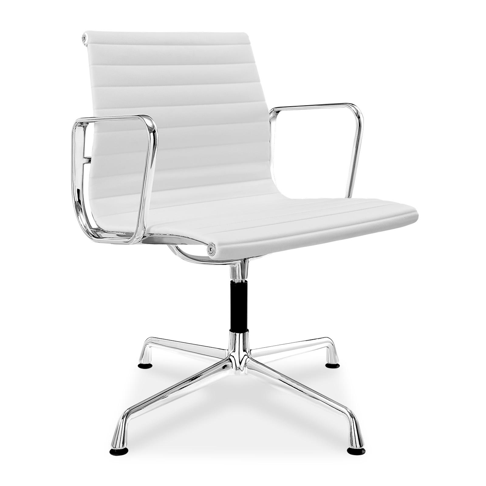 Charles Eames Bureaustoel.Eames Bureaustoel Ea 108 Wit Chair Modern Furniture New Homes