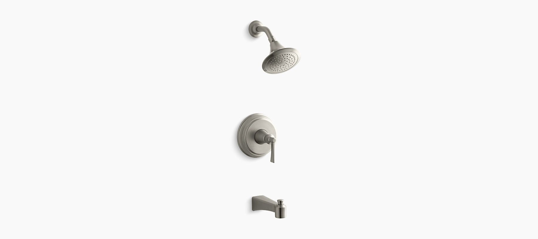 Install On Shower Arm Archer Rite Temp Bath And Shower Faucet
