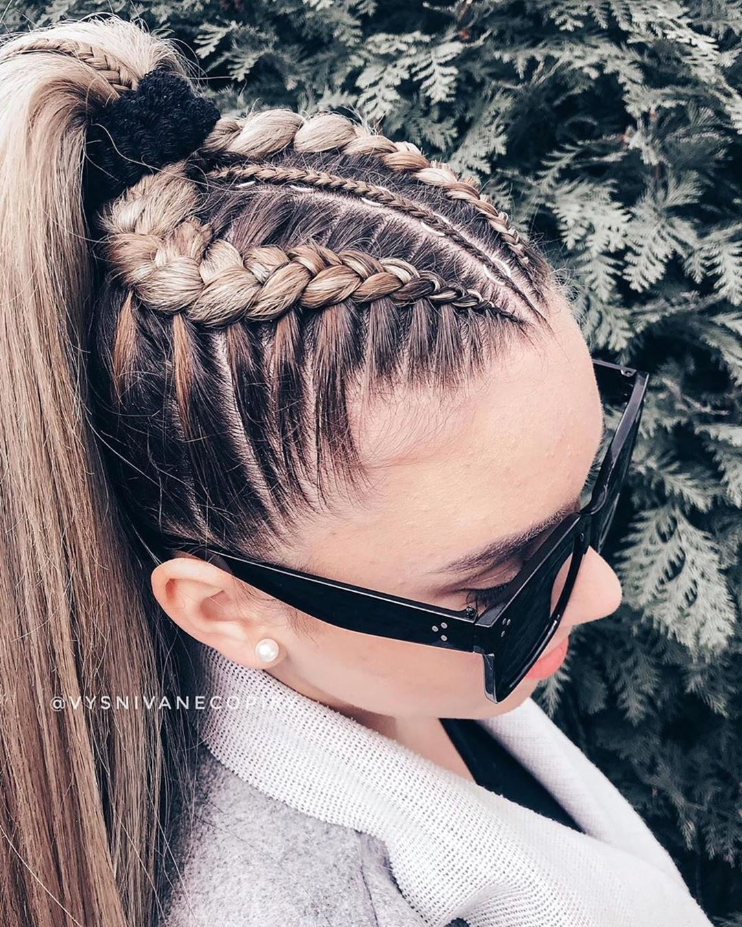 Hairvideo4you On Instagram 1 2 3 4 5 6 7 8 9 Or 10 Follow Us Hairtutorial4you Credit Vysnivanecopik Hair Styles Braided Hairstyles Long Hair Styles