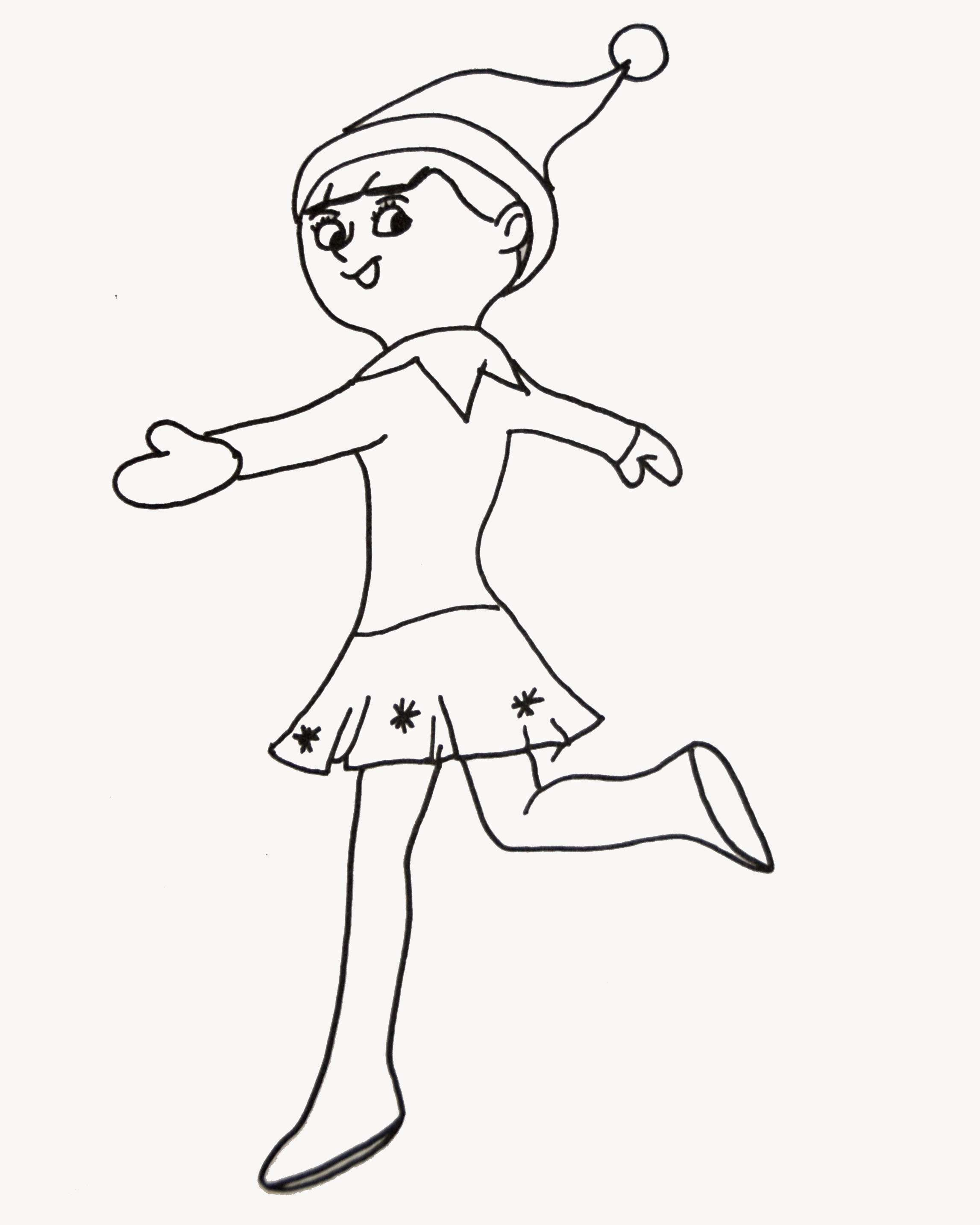 Grab Your New Coloring Pages Elf Free Https Gethighit Com New Coloring Pages Elf Christmas Coloring Pages Coloring Pages For Kids Coloring Pages For Girls