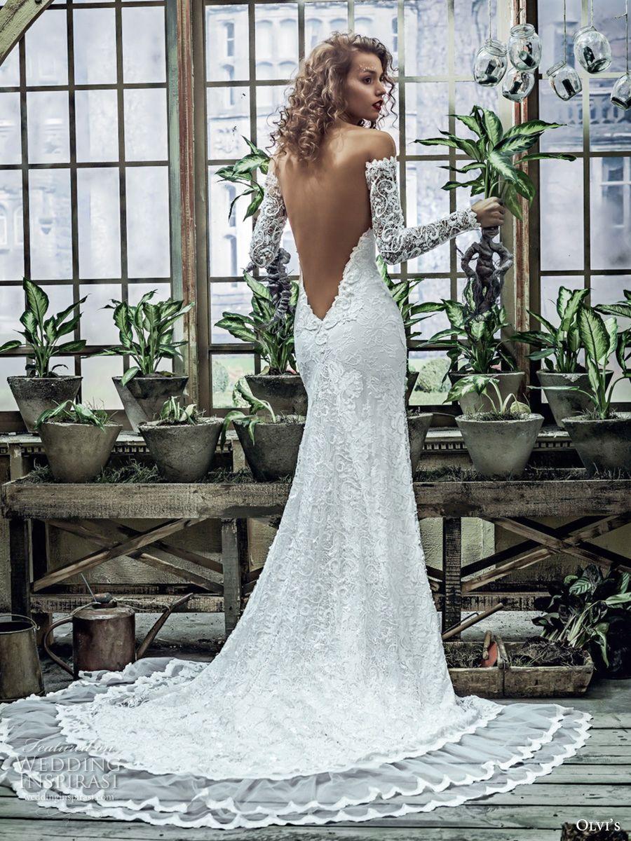 Olga Yermoloff 2017 Couture Wedding Dresses