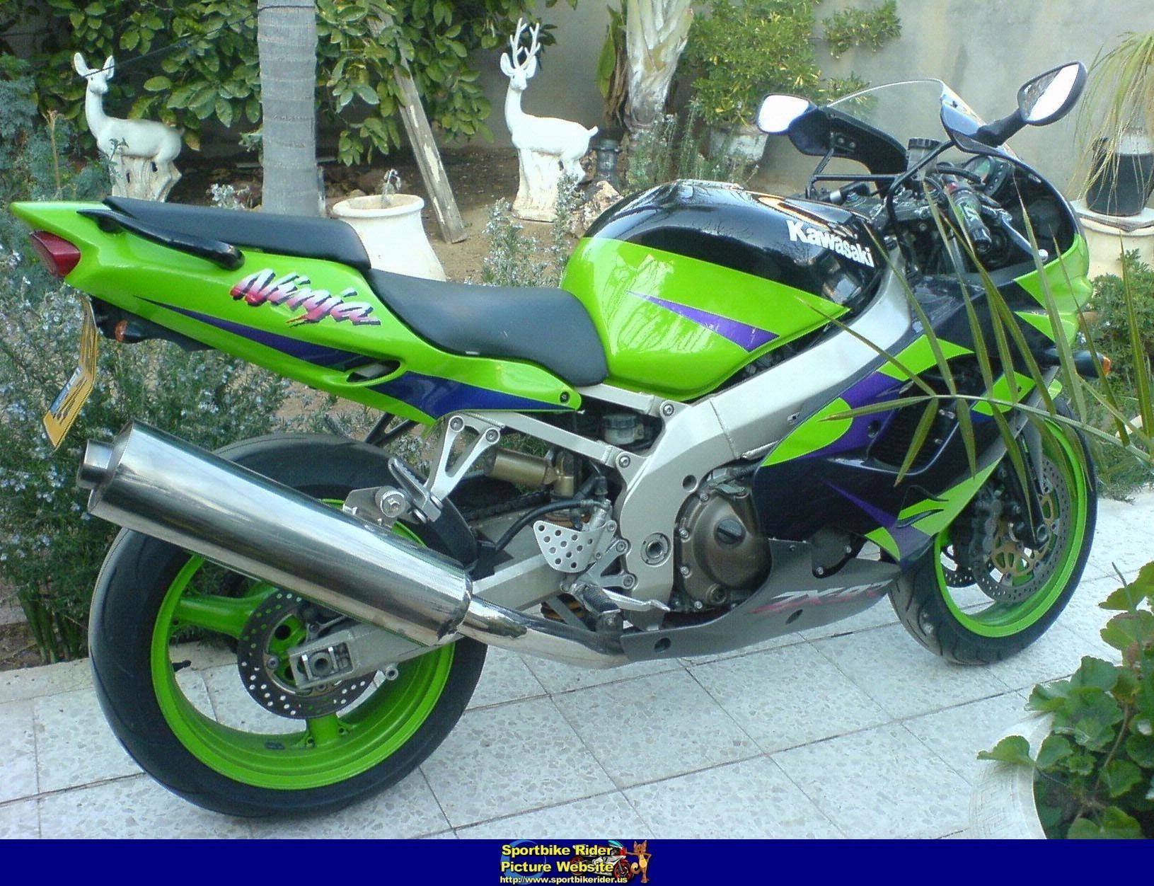 Kawasaki ZX-12R 1 200 cm³ 2003 - Pori - Moottoripyörä