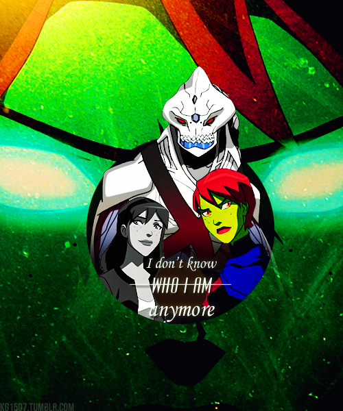 Request: Scarlet Scarab and Golden Torch by Bobkitty23 ... |Miss Martian Human Form