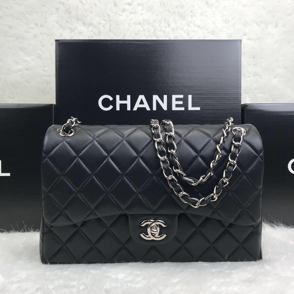Chanel Jumbo 3,55 Bag Çanta, Çanta modelleri, Deri
