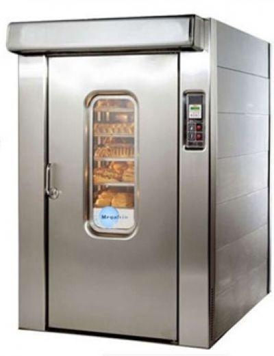Horno para panaderia de 20 latas cocinas industriales for Hornos de cocina