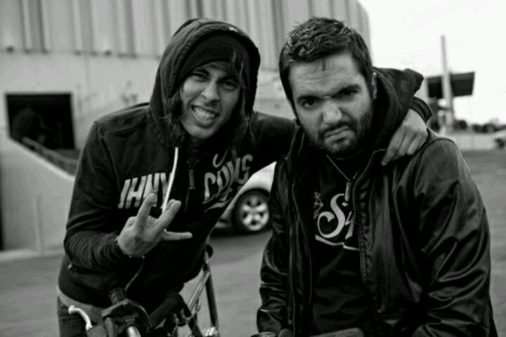 Victor Fuentes and Jeremy Mckinnon