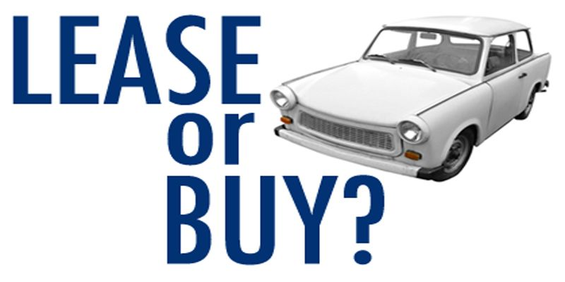 Sometimes, it is Cheap Car Leasing and easier to just wait ...