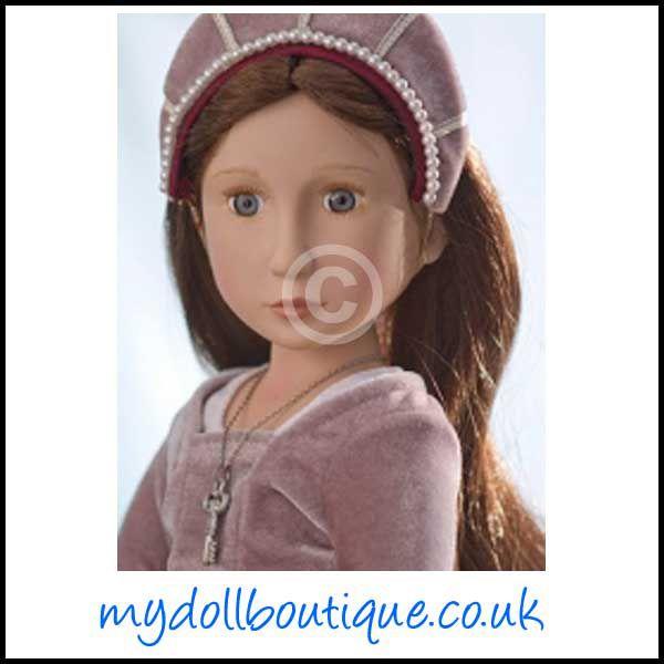 Matilda Tudor doll