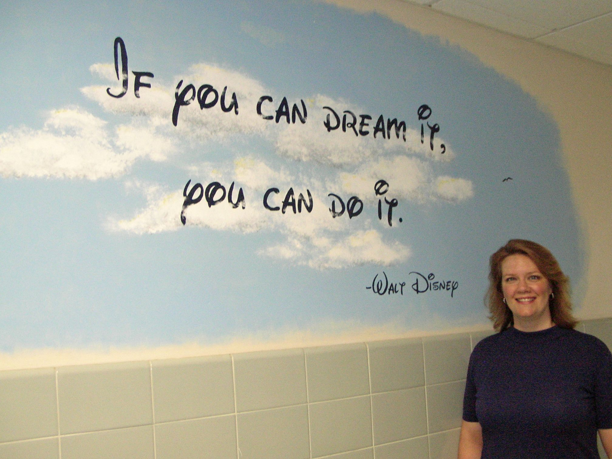 Testing quotes for elementary students - School Quotes For Walls Quotes She Is Painting On The Walls Of