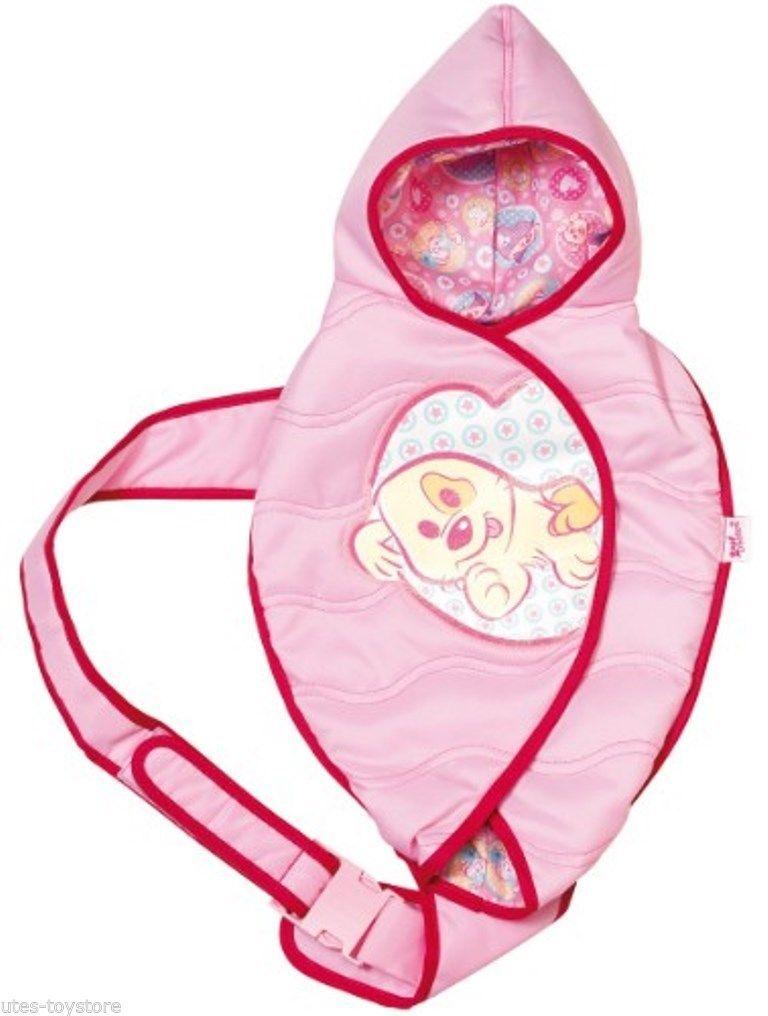 Orig Zapf Baby Born Tragesitz X2f Trage In Spielzeug Puppen Amp Zubehor Babypuppen Amp Zubehor Ebay Baby Geboren Baby Zapf Creation