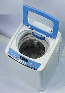 RCA 0.9 Cu. Ft. Portable Washer - Top loading portable washer with ...
