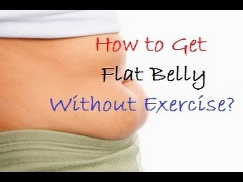 how to get a tiny waist and flat belly  4 workouts for