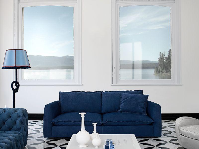 BREST Sofa by BAXTER Design Paola Navone ledercouch Pinterest - designer moebel weiss baxter