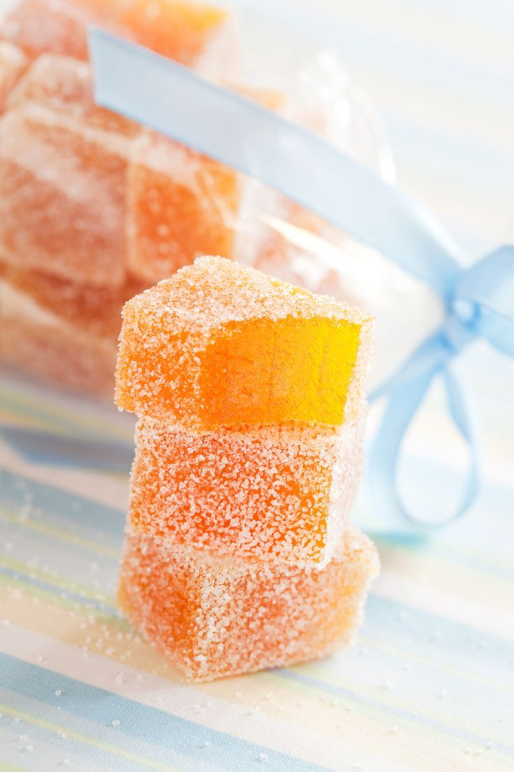 Želatínové cukríky