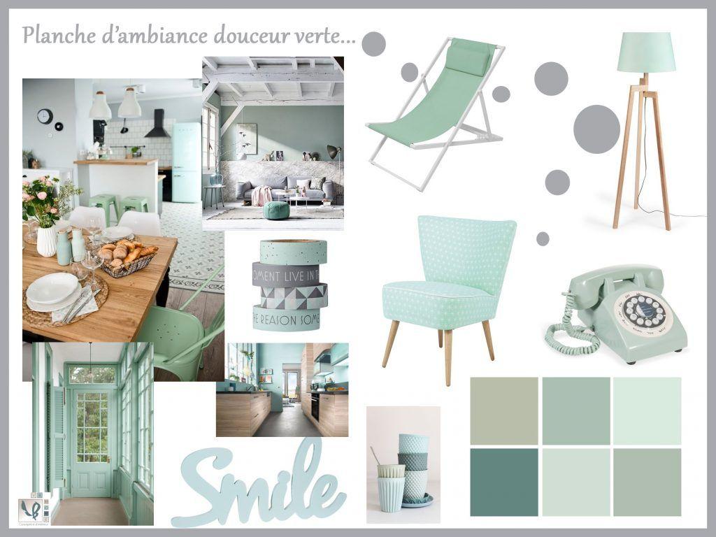 planche tendance douceur verte vb home s planche tendance pinterest planches douceur. Black Bedroom Furniture Sets. Home Design Ideas