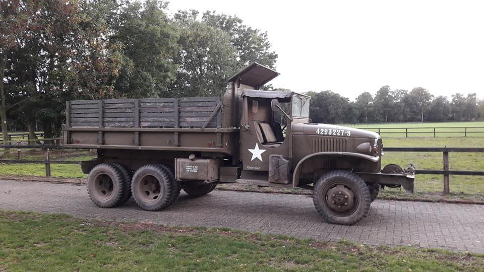 Gmc 2 5 Ton Tipper Gmc Vehicles Army Truck Chevy Trucks