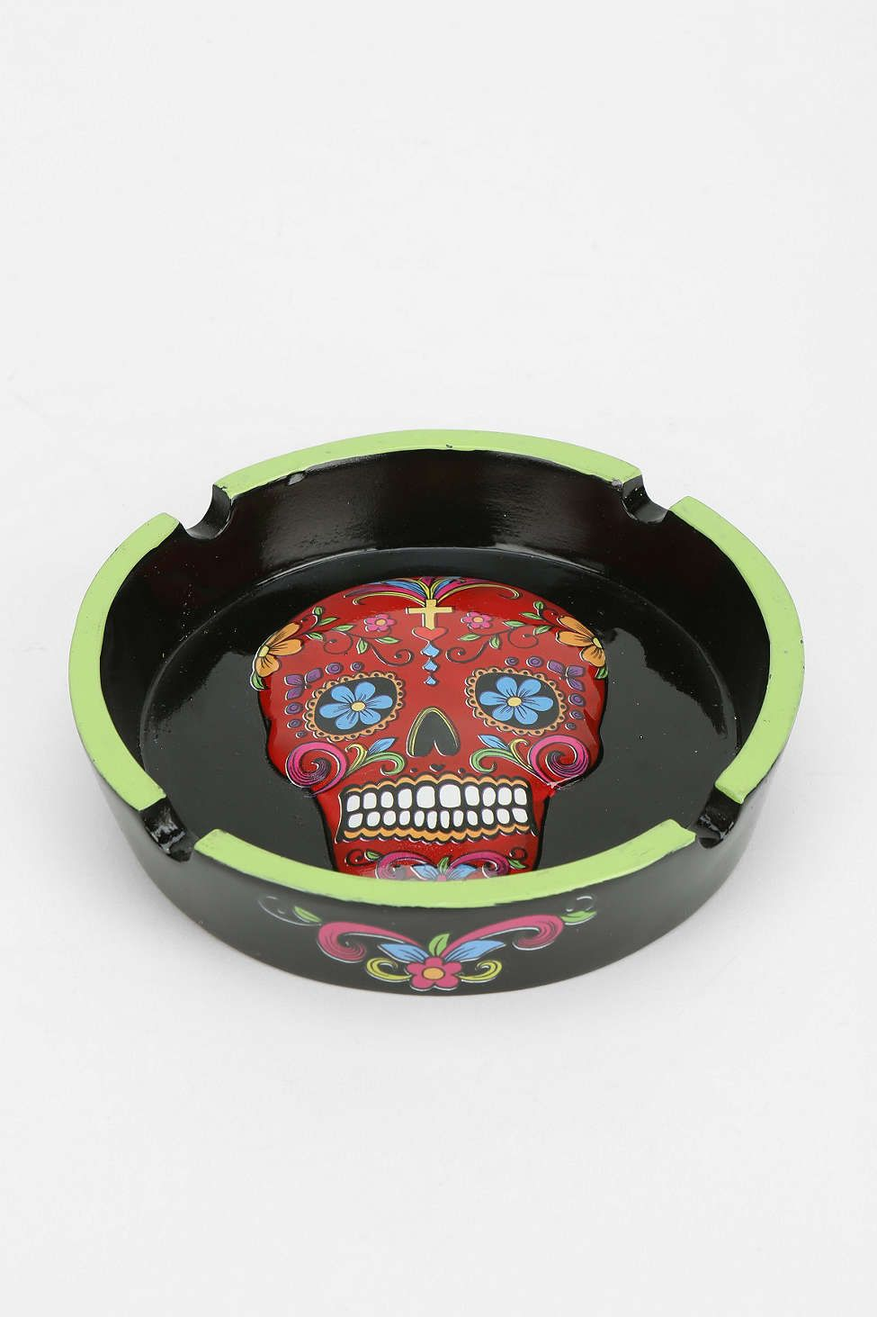 Sugar Skull Ashtray