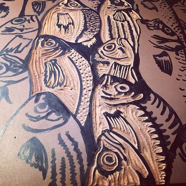 #bickelgrafik#vasco#illustration#design#graphic#lino#linocut#typo#artwork#printmaking#print#linocut