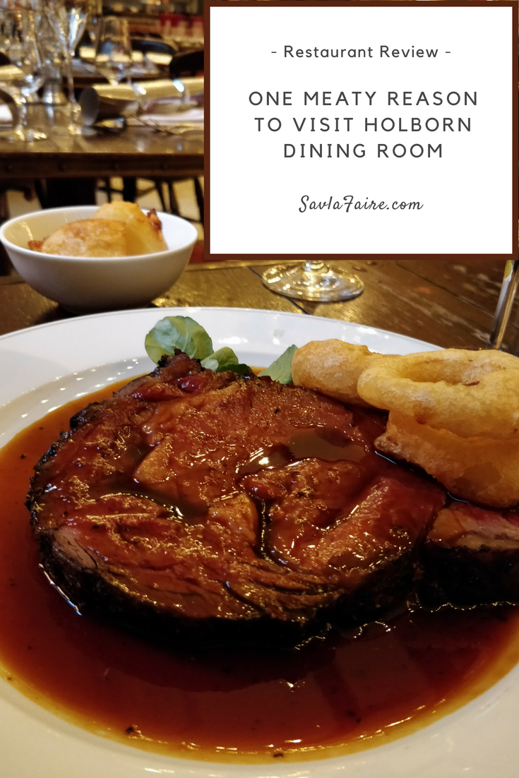 Reviews Holborn Dining Room At The Rosewood Hotel Holborn Dining