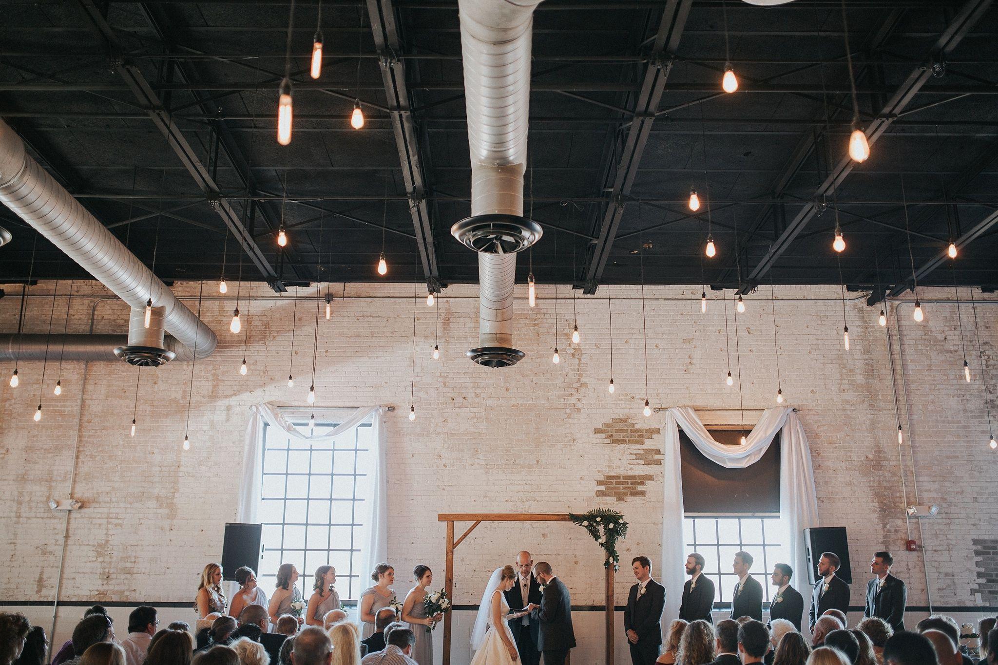 The Brick South Bend Wedding Wedding venues indiana