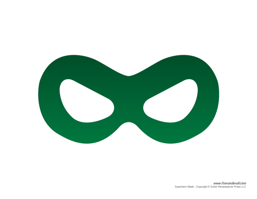Free Printable Superhero Masks Superhero Masks Green Lantern Mask Superhero Mask Template