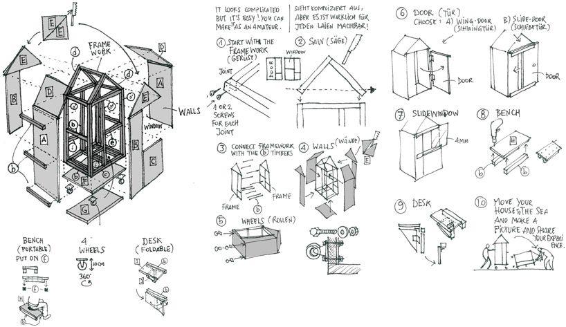 van bo le mentzel one sqm house blueprint