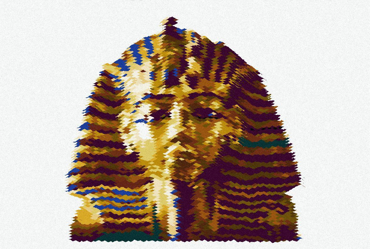 Tutanchamun by Kolibri in Thisissand Gallery